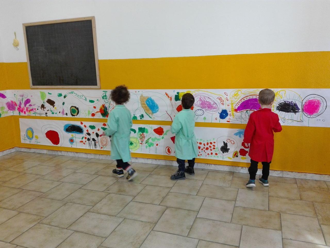 Creatività di Gruppo - Aspettando il Carnevale AS 17/18 - Prato Fiorito (Piccoli)